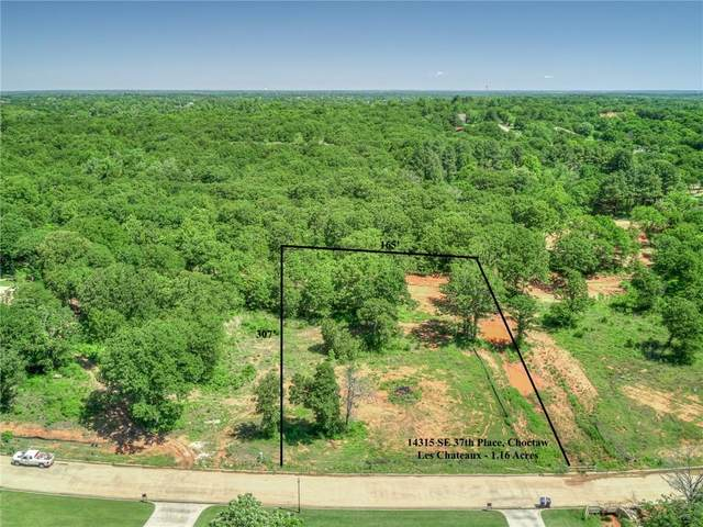 14315 SE 37th Place, Choctaw, OK 73020 (MLS #929012) :: Homestead & Co