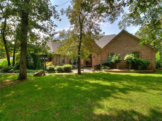 16390 Fishmarket Road, McLoud, OK 74851 (MLS #929013) :: Homestead & Co