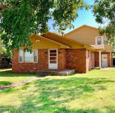 211 W Sadler Avenue, Sayre, OK 73662 (MLS #929024) :: Homestead & Co