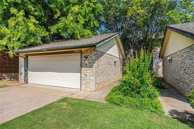 5903 Gaelic Glen Drive, Oklahoma City, OK 73142 (MLS #929026) :: Homestead & Co