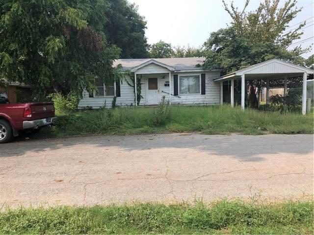 701 W Texas Avenue, Anadarko, OK 73005 (MLS #929027) :: Homestead & Co