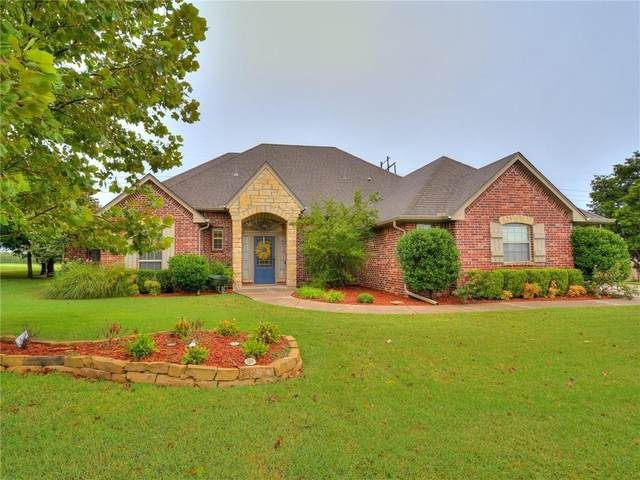 8538 Venezia Lane, Edmond, OK 73034 (MLS #929036) :: Homestead & Co