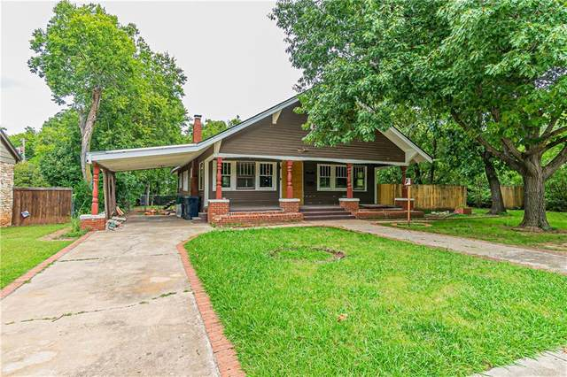 1517 NW 37th Street, Oklahoma City, OK 73118 (MLS #929046) :: ClearPoint Realty