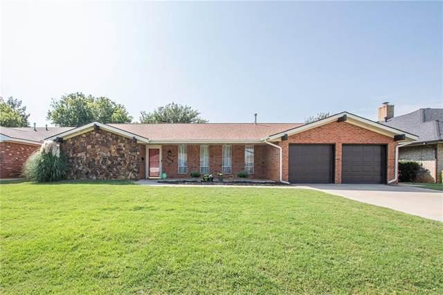 5808 NW 89th Street, Oklahoma City, OK 73132 (MLS #929058) :: Homestead & Co