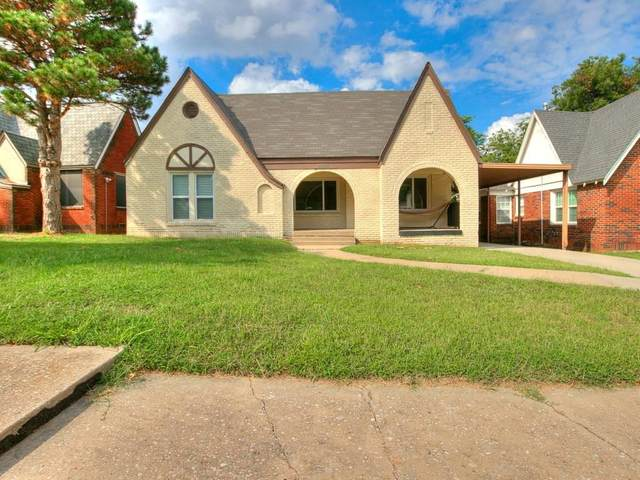 2857 NW 21st Street, Oklahoma City, OK 73107 (MLS #929078) :: Homestead & Co