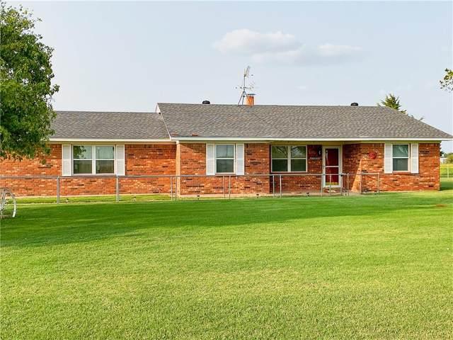 723 NE Apache Road, Piedmont, OK 73078 (MLS #929087) :: Keri Gray Homes