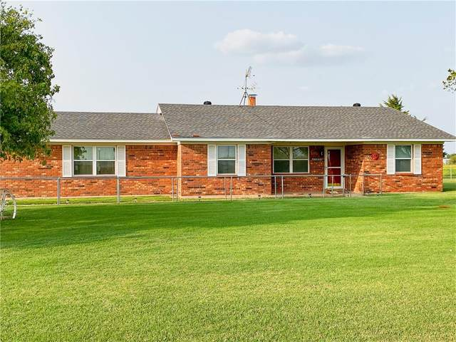 723 NE Apache Road, Piedmont, OK 73078 (MLS #929087) :: Homestead & Co