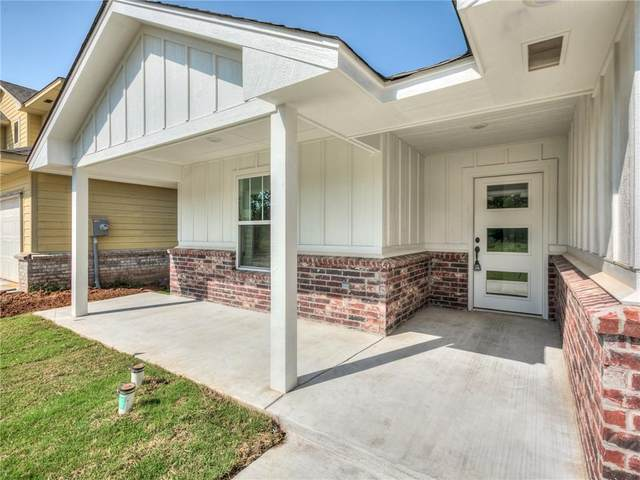 409 Remington Avenue, Jones, OK 73049 (MLS #929089) :: Erhardt Group at Keller Williams Mulinix OKC