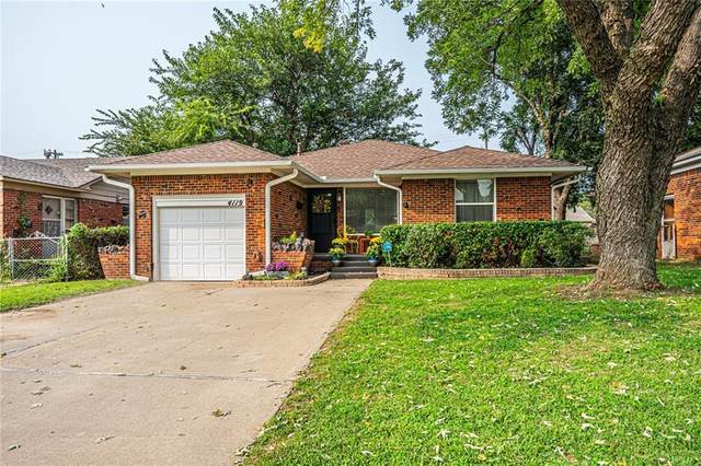 4119 NW 18th Street, Oklahoma City, OK 73107 (MLS #929093) :: Homestead & Co