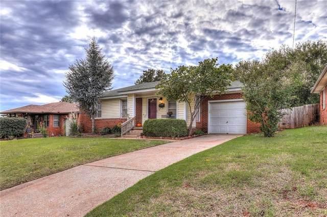 1315 N Broad Street, Guthrie, OK 73044 (MLS #929102) :: Homestead & Co