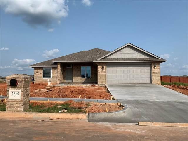 2225 Norwood Drive, Norman, OK 73026 (MLS #929104) :: Keri Gray Homes