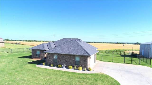 3318 Chuck Wagon Road, Piedmont, OK 73078 (MLS #929122) :: Keri Gray Homes