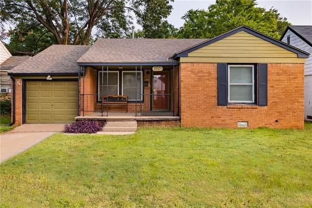 2821 NW 35th Street, Oklahoma City, OK 73112 (MLS #929130) :: Homestead & Co