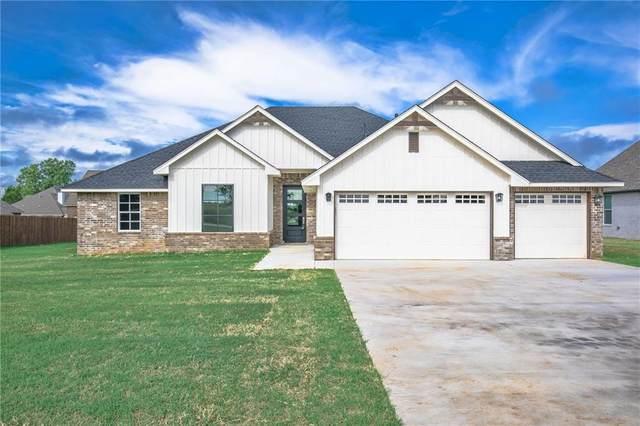 12948 Acme Road, Shawnee, OK 74804 (MLS #929149) :: Homestead & Co