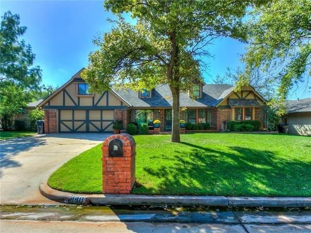 4404 Saint Patrick Drive, Oklahoma City, OK 73120 (MLS #929158) :: Homestead & Co