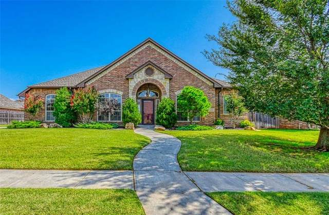 3109 Skye Ridge Drive, Norman, OK 73069 (MLS #929162) :: Homestead & Co