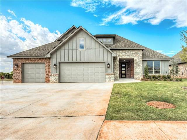 6213 NW 163rd Place, Edmond, OK 73013 (MLS #929178) :: ClearPoint Realty