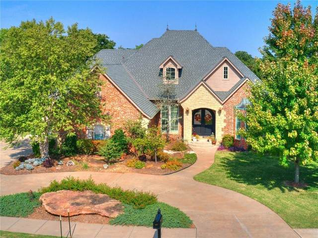 4617 Frisco Bridge Boulevard, Edmond, OK 73034 (MLS #929184) :: Homestead & Co