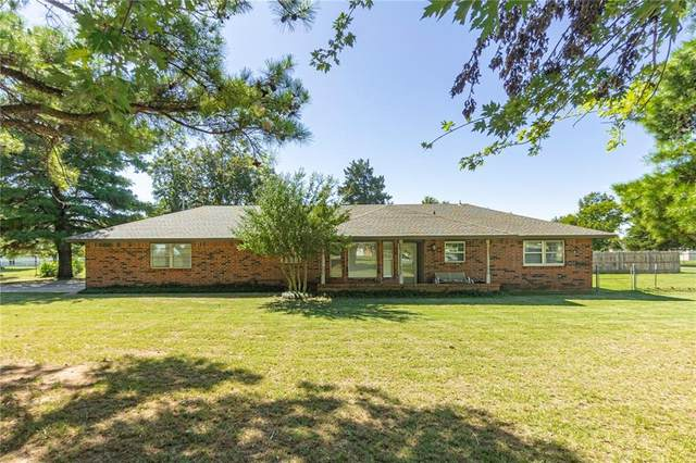 712 NW 35th Street, Newcastle, OK 73065 (MLS #929213) :: Erhardt Group at Keller Williams Mulinix OKC