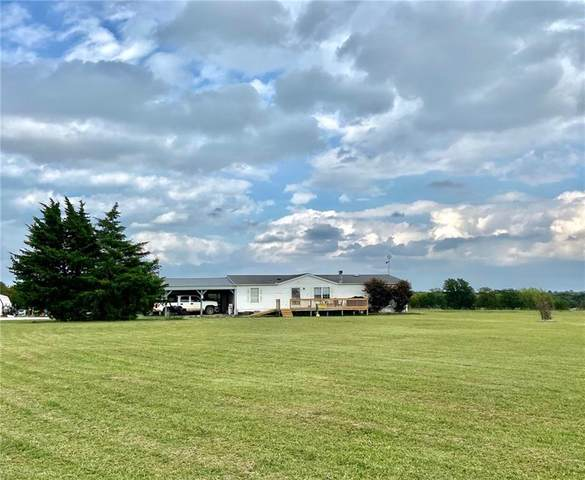 1860 County Road 1540, Stratford, OK 74872 (MLS #929214) :: Homestead & Co