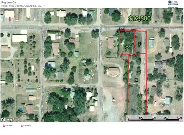 E 2nd & Doty Street Avenue, Reydon, OK 73660 (MLS #929219) :: Homestead & Co