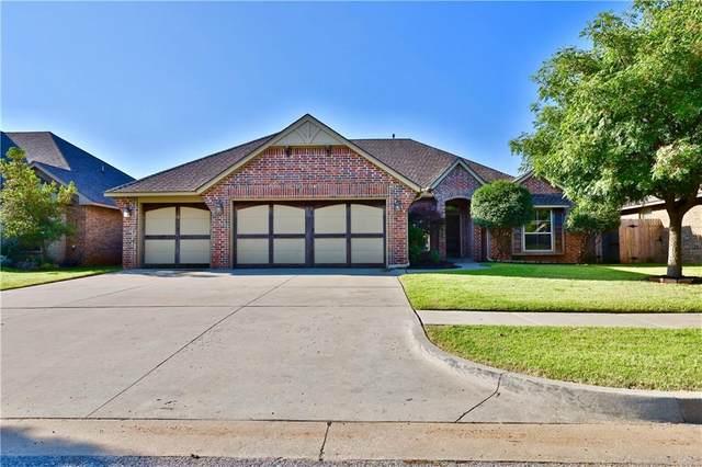 8616 NW 112th Street, Oklahoma City, OK 73162 (MLS #929222) :: Homestead & Co