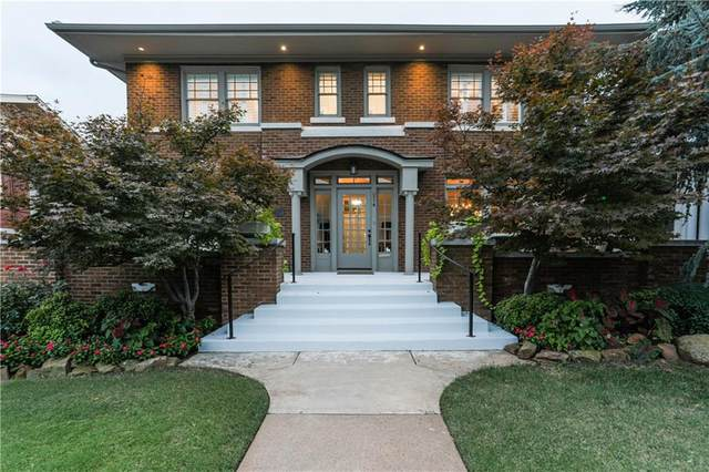 214 NW 18th Street, Oklahoma City, OK 73103 (MLS #929225) :: Keri Gray Homes