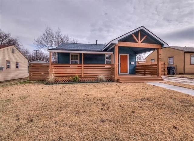9704 N University Avenue, Oklahoma City, OK 73114 (MLS #929239) :: Homestead & Co