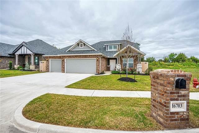 16703 Prado Drive, Moore, OK 73170 (MLS #929256) :: The Oklahoma Real Estate Group