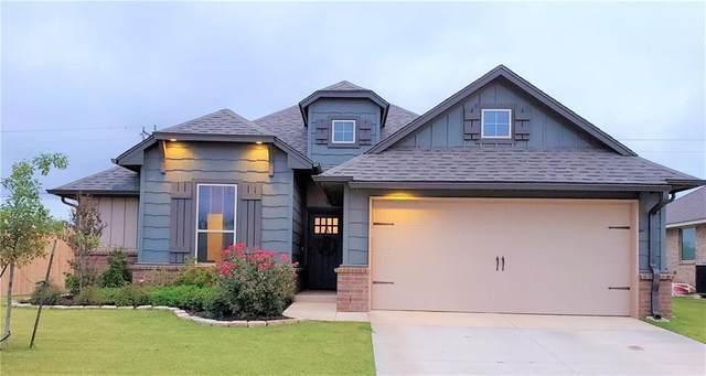 16104 Mendoza Drive, Edmond, OK 73013 (MLS #929262) :: Homestead & Co