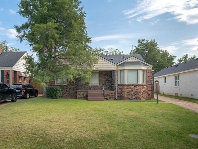 808 NW 46th Street, Oklahoma City, OK 73118 (MLS #929263) :: Homestead & Co