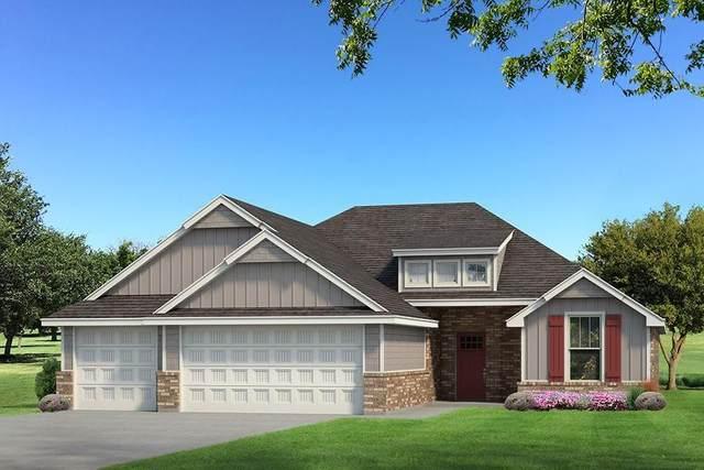 800 Seth Drive, Yukon, OK 73099 (MLS #929269) :: Keri Gray Homes