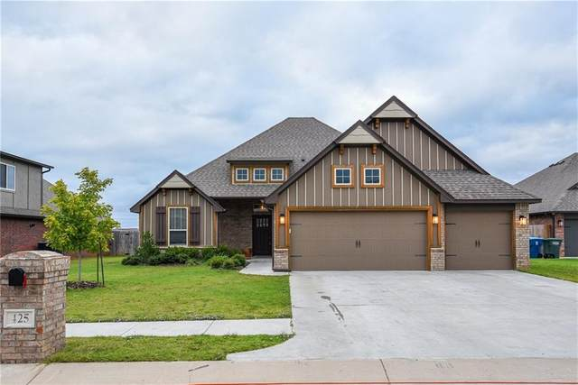 425 Cristo Pass, Edmond, OK 73025 (MLS #929273) :: Homestead & Co