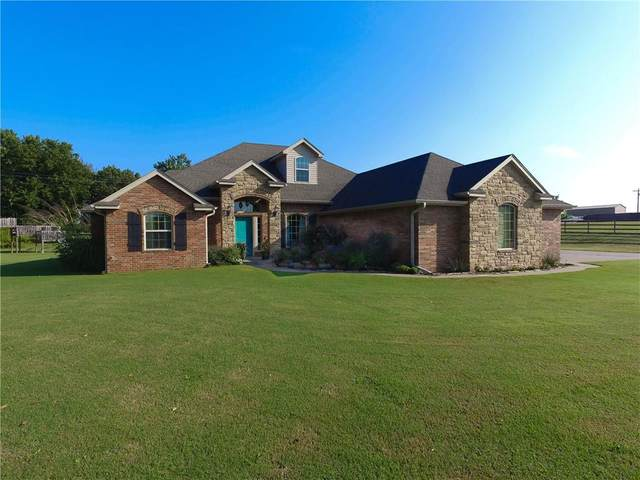 25161 187th Street, Purcell, OK 73080 (MLS #929276) :: Homestead & Co