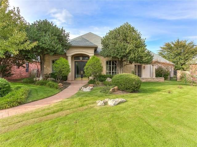 15008 Dourdan Court, Oklahoma City, OK 73142 (MLS #929298) :: Homestead & Co