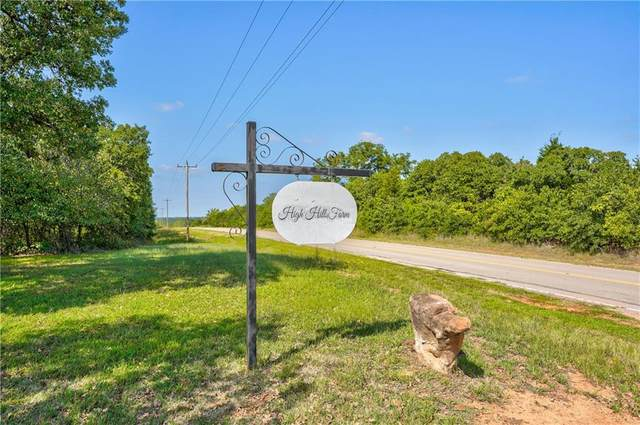 13800 NE 234th Street, Luther, OK 73054 (MLS #929311) :: The UB Home Team at Whittington Realty