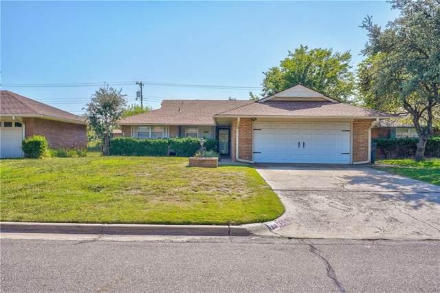 4308 NW 52nd Street, Oklahoma City, OK 73112 (MLS #929347) :: Keri Gray Homes