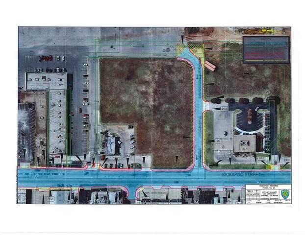 1650 N Kickapoo Street, Shawnee, OK 74801 (MLS #929349) :: Homestead & Co