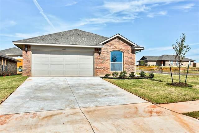 4605 Crystal Clear Lane, Oklahoma City, OK 73179 (MLS #929365) :: Homestead & Co