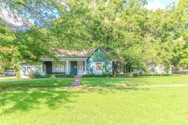 529 S 2nd Avenue, Purcell, OK 73080 (MLS #929367) :: Keri Gray Homes