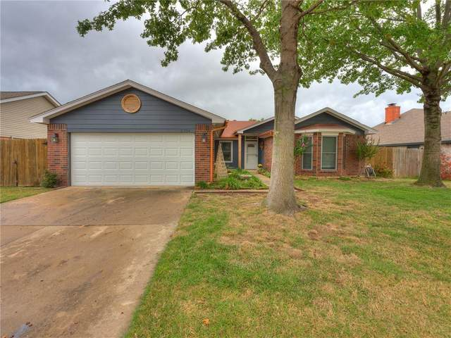 3704 Teresa Drive, Moore, OK 73160 (MLS #929393) :: Keri Gray Homes