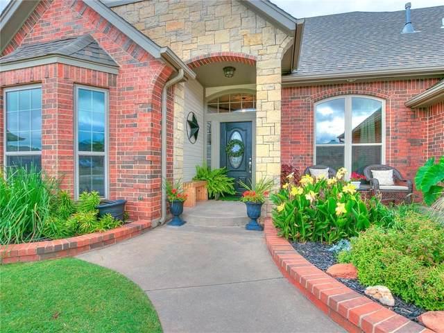 245 E Atlanta Terrace, Mustang, OK 73064 (MLS #929394) :: Homestead & Co