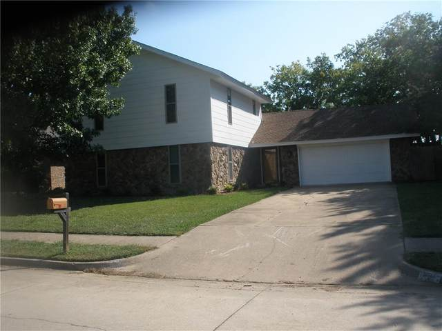 1904 E Hills Drive, Moore, OK 73160 (MLS #929409) :: The Oklahoma Real Estate Group