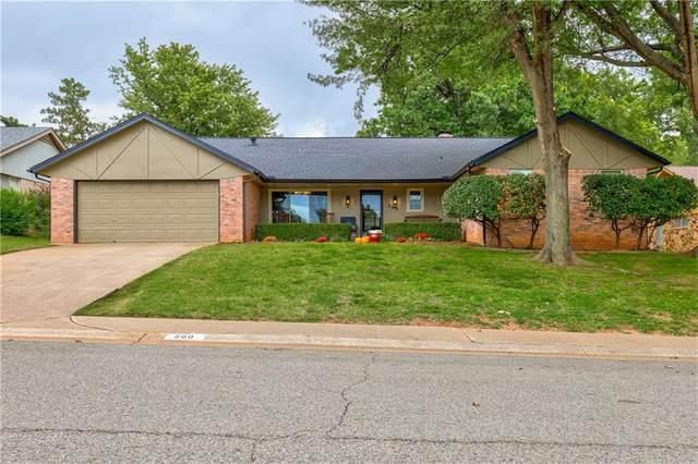 200 S Trail Ridge Road, Edmond, OK 73012 (MLS #929438) :: ClearPoint Realty