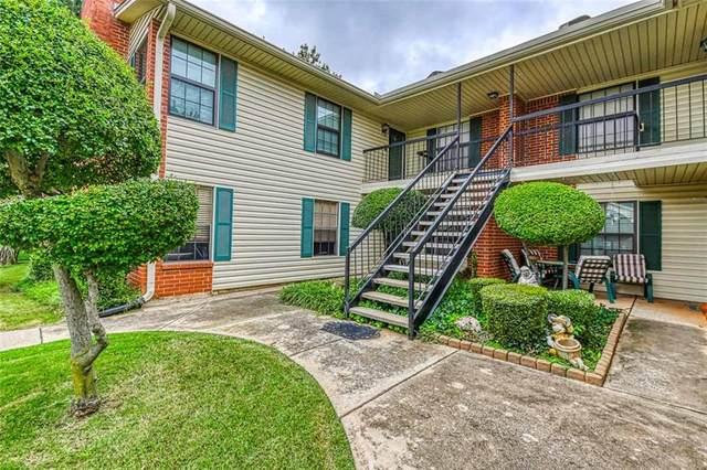 4400 Hemingway Drive #221, Oklahoma City, OK 73118 (MLS #929441) :: Homestead & Co