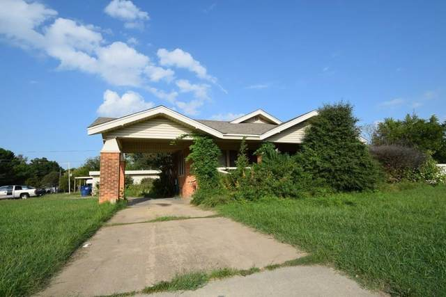 302 N Main Street, Noble, OK 73068 (MLS #929442) :: Erhardt Group at Keller Williams Mulinix OKC