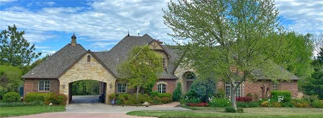 1715 Duxsford Court, Edmond, OK 73034 (MLS #929443) :: Homestead & Co