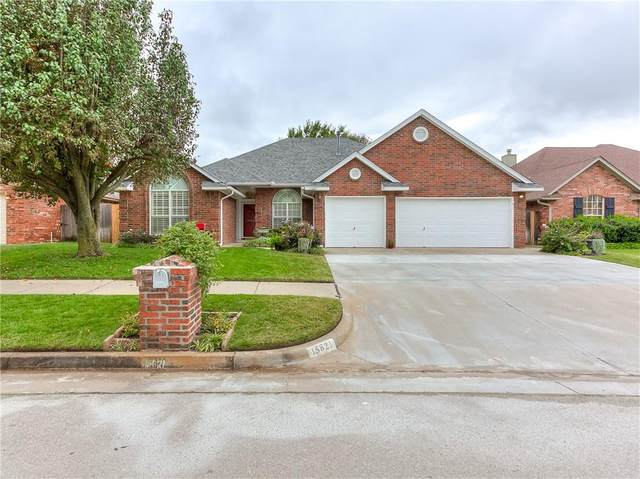 15621 Summit Parke Drive, Edmond, OK 73013 (MLS #929445) :: Homestead & Co