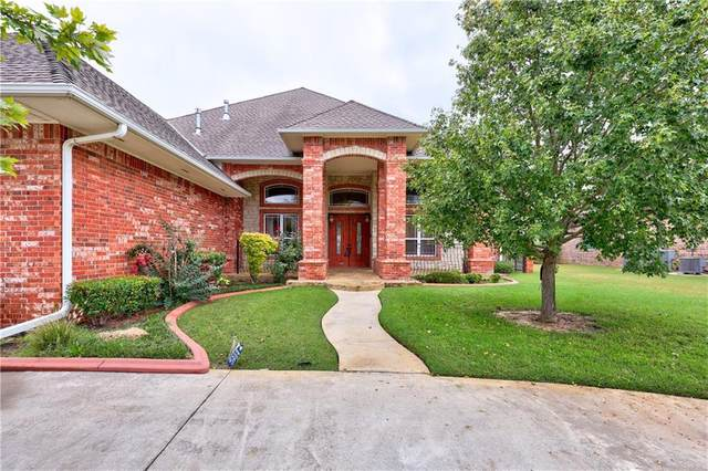 13509 Cascata Strada, Oklahoma City, OK 73170 (MLS #929450) :: ClearPoint Realty