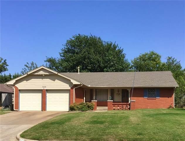 7208 Seminole Terrace, Oklahoma City, OK 73132 (MLS #929453) :: ClearPoint Realty